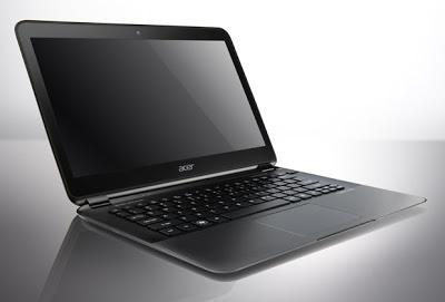 Spesifikasi dan Harga Laptop Acer Aspire S3 Ultrabook i5