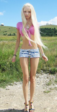 Living Barbie: Valeria Lukyanova_16