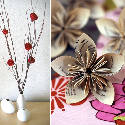 Gooseberrymoon all things paper paper flowers beautiful paper flowers click through on the links below to find out more about each item four of them link though to tutorials on how to make them mightylinksfo