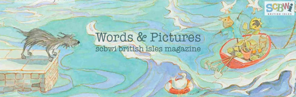 Words & Pictures - Online Magazine of SCBWI British Isles
