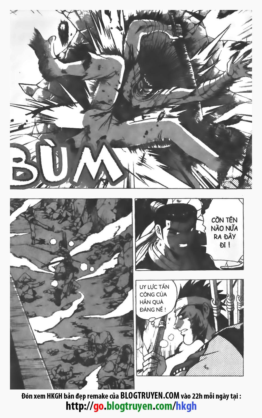 Hiệp Khách Giang Hồ - Hiệp Khách Giang Hồ Chap 129 - Pic 16