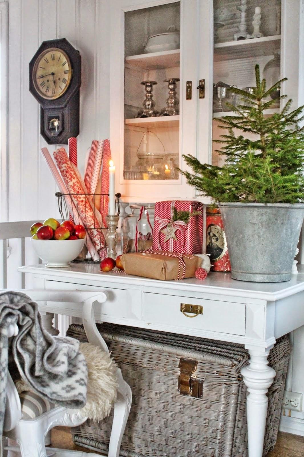 vintage navidad decoracion