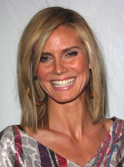 hairstyles_for_medium_length_hair_heidi-klum-medium-length-straight