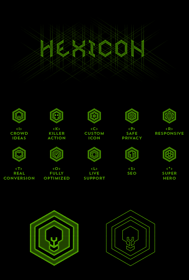 HexIcon | Icon Set