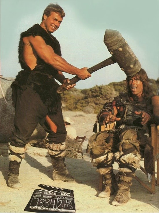 Ultimate Collection Of Rare Historical Photos. A Big Piece Of History (200 Pictures) - Conan The Barbarian