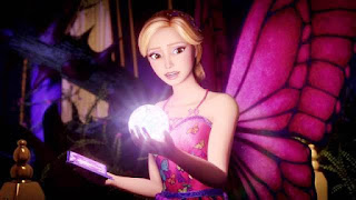 Barbie Mariposa cute wallpaper
