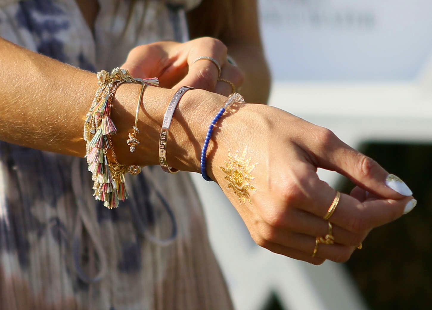 Alessandra Ambrosio – Launches Ale by Alessandra For BaubleBar Jewelry Collection in Palm Springs