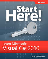 Start Here Learn Microsoft Visual C# 2010