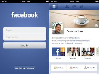 Tải facebook cho điện thoại Iphone miễn phí