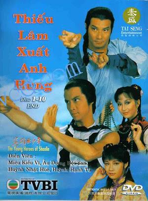 Thiếu Lâm Xuất Anh Hùng - Anh Hùng Thiếu Lâm Tự