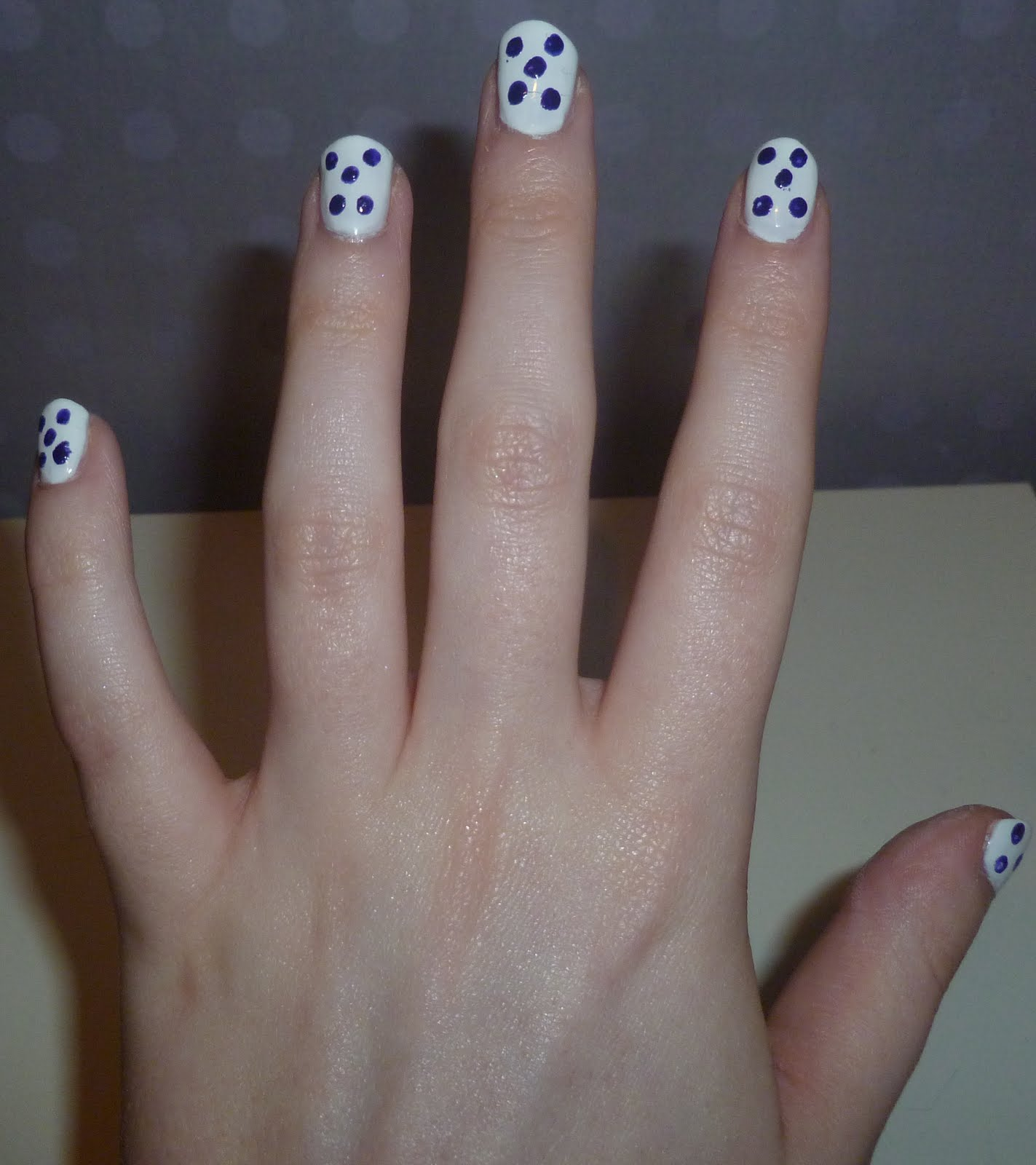 Spotty Dotty Nails