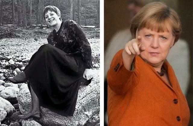 Δε θα πιστεύετε στα μάτια σας...διάσημοι πολιτικοί στα νιάτα τους [photos]