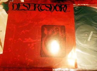 Desertshore - Desertshore MLP (1984, Pafe Record)