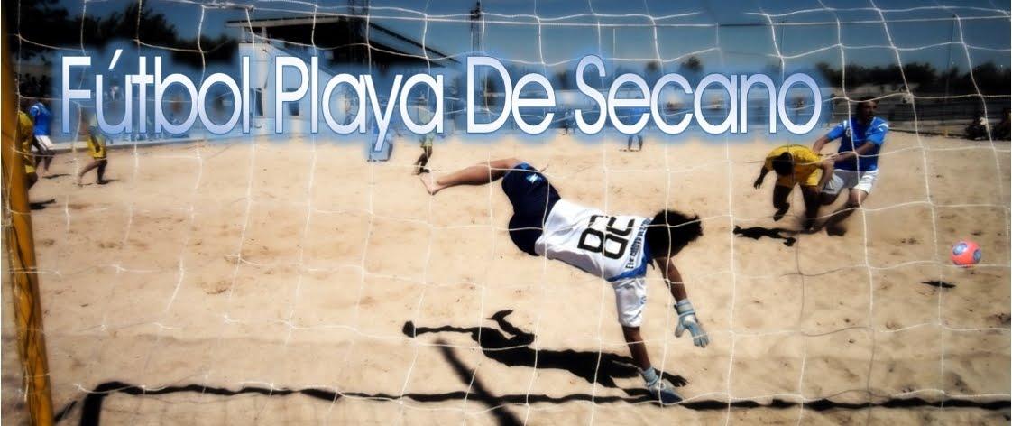 Fútbol Playa De Secano