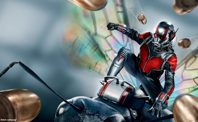 Wallpaper Ant Man 2015