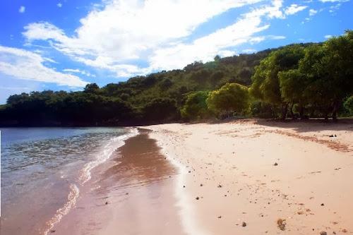 Pantai Tangsi Lombok Timur (Gambar 2). ZonaAero