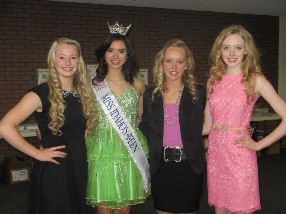 Outstanding miss teen idaho
