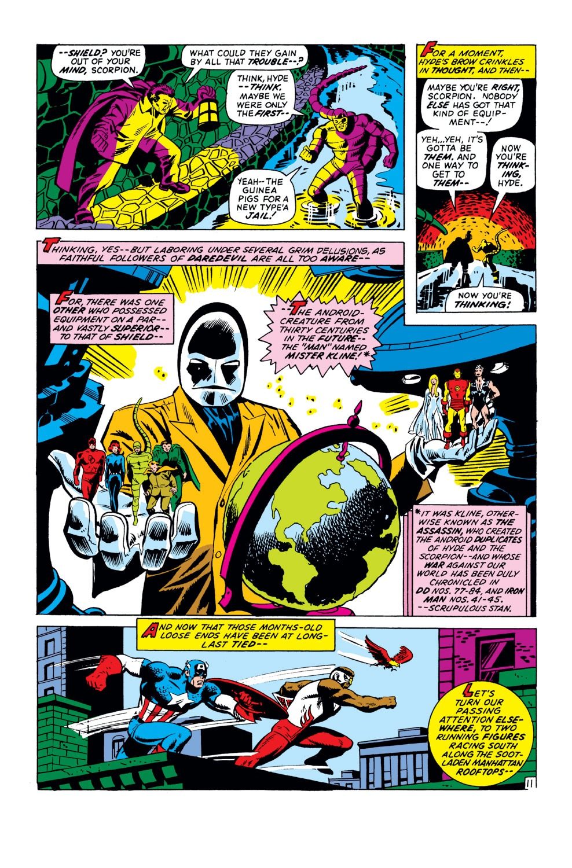 Captain America (1968) Issue #151 #65 - English 12
