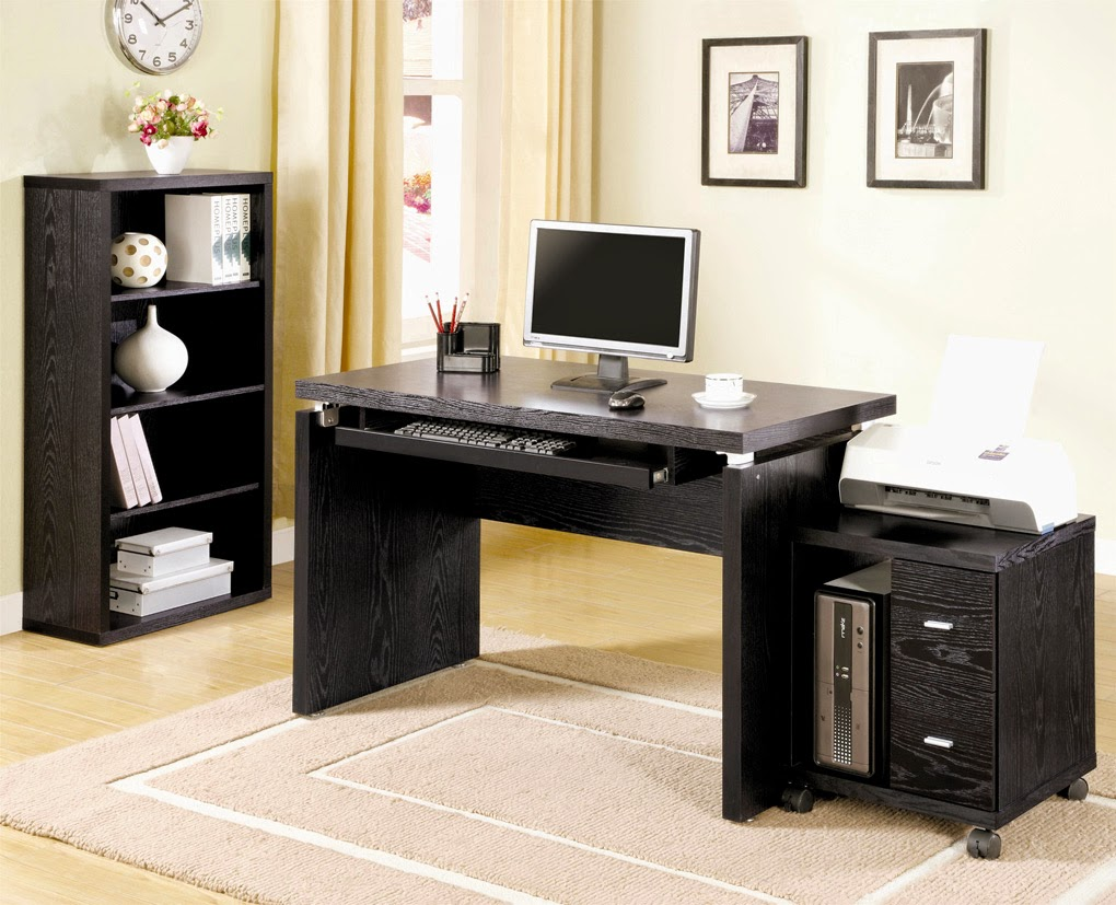 Wooden Office Furniture Ideas