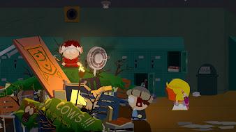#7 South Park Wallpaper