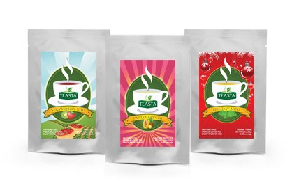Amostra Gratis Cha Tea TEASTA