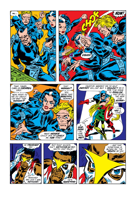 Captain America (1968) Issue #189 #103 - English 13