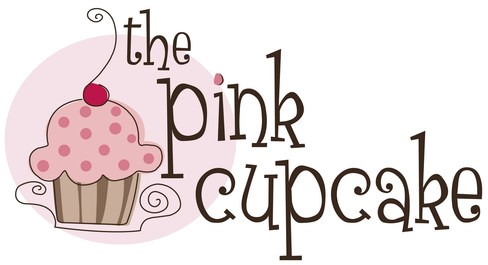 Orange gecko designs graphic design services by trisha robertson melanie freeman contacted me about designing a logo and business cards for her new business the pink cupcake this sweet little cupcake was the perfect magicingreecefo Images