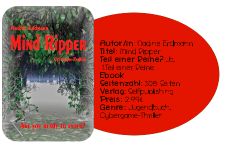 http://www.amazon.de/Mind-Ripper-Cybergame-Thriller-Nadine-Erdmann-ebook/dp/B00JJOT8AG/ref=sr_1_1?ie=UTF8&qid=1402998162&sr=8-1&keywords=Mind+Ripper