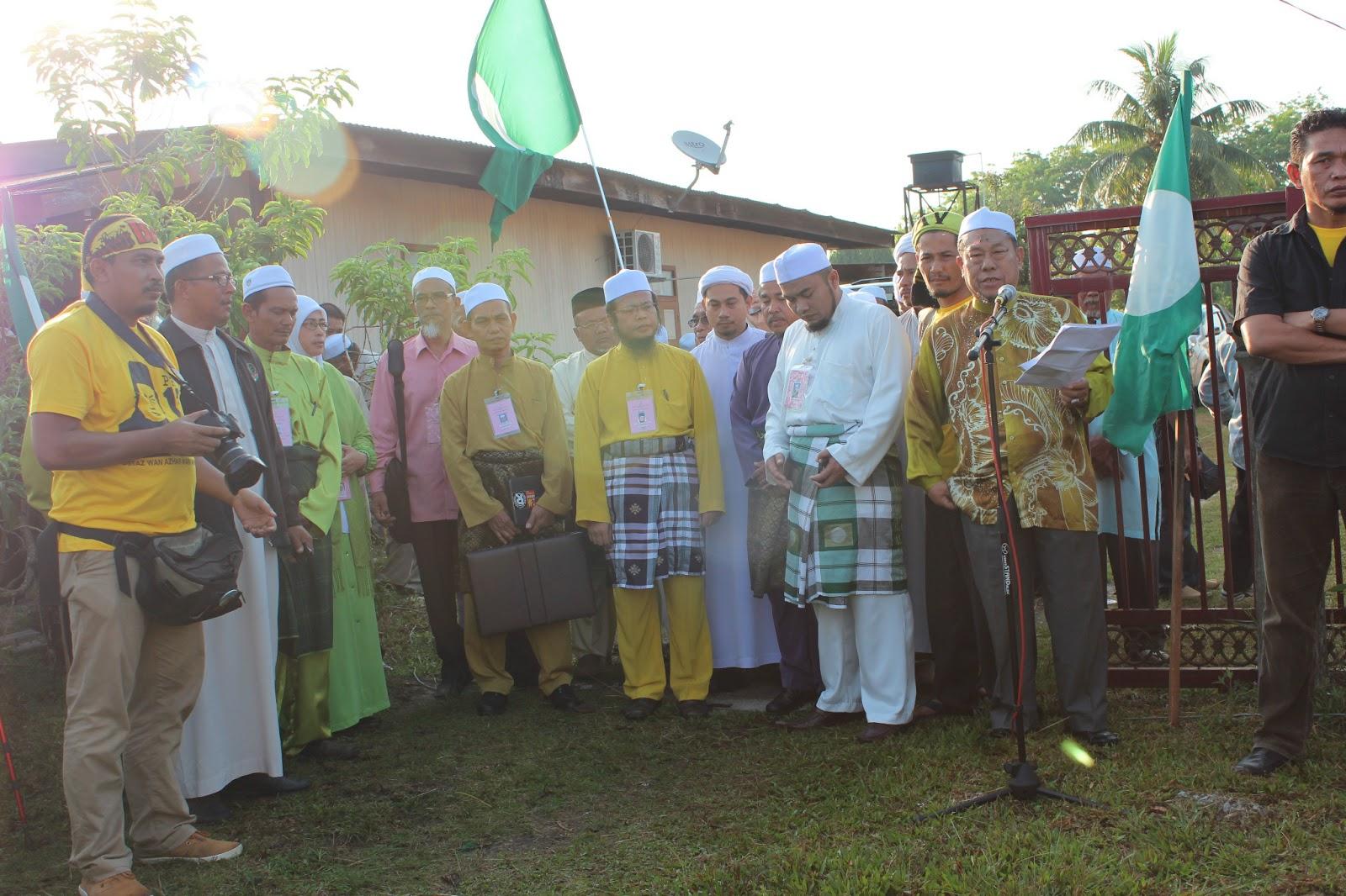 Tunjukkan Syakhsiah Islamiyah - Ketua Dewan Ulamak