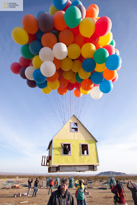 Real Life Up House Seen On www.coolpicturegallery.us
