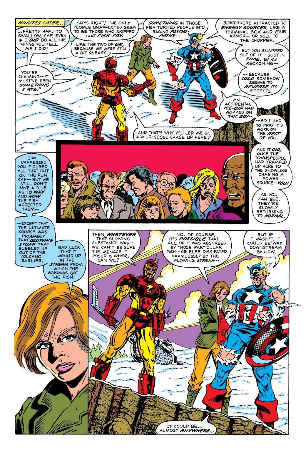 Captain America (1968) _Annual 9 #9 - English 23