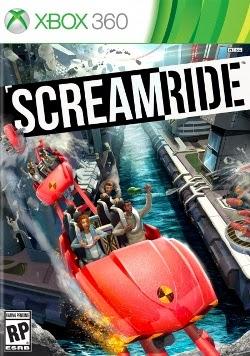 Screamride – XBox 360