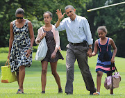 . off and illegal immigrant prisoners are being released, Obama's family .