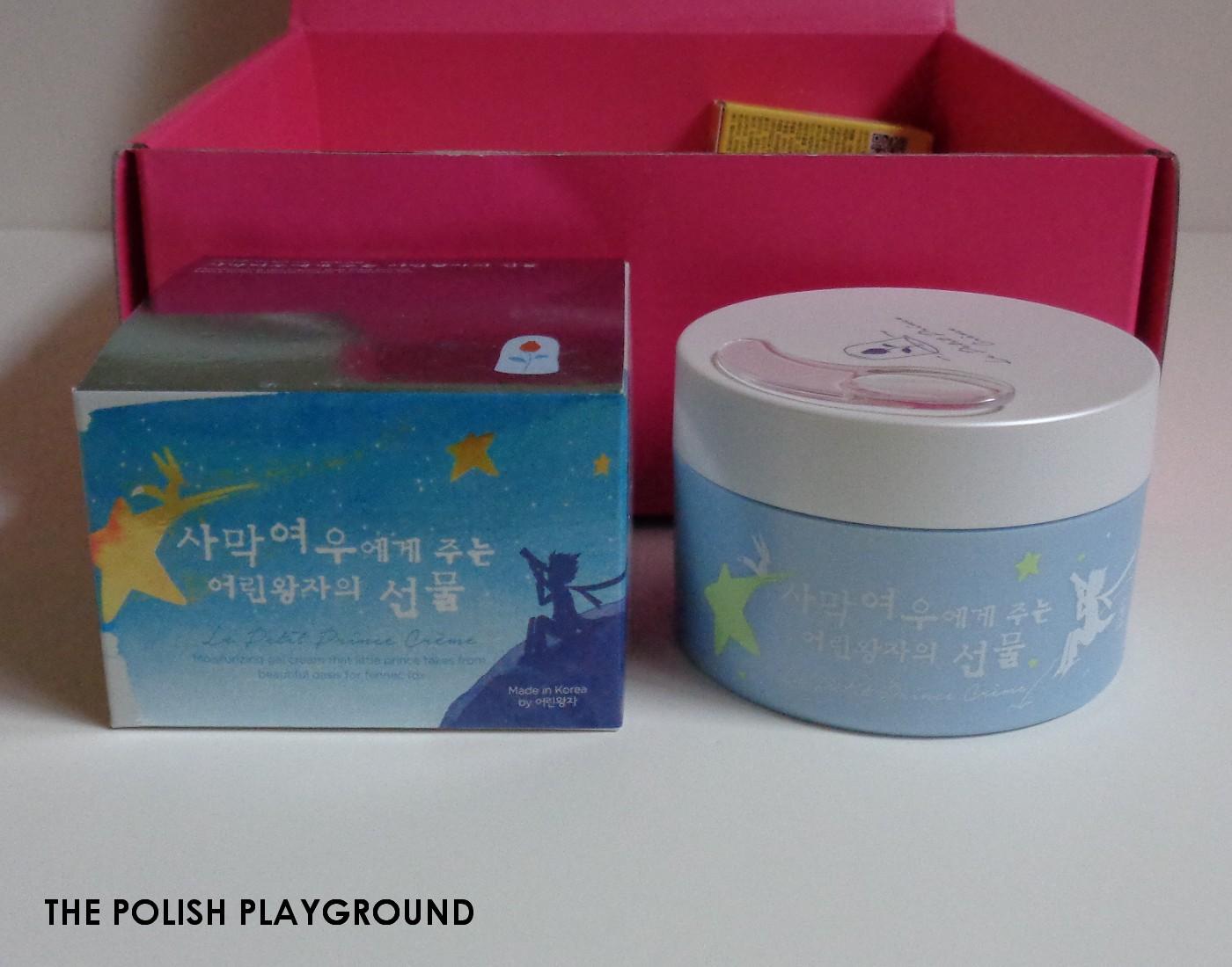 Memebox Special #47 My Dessert Box Unboxing - Carver Korea Le Petit Prince Creme