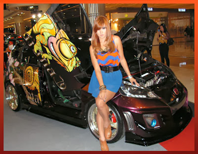 Top Modifikasi Honda Jazz RS