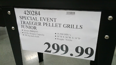 Traeger Junior BBQ Grill and Smoker