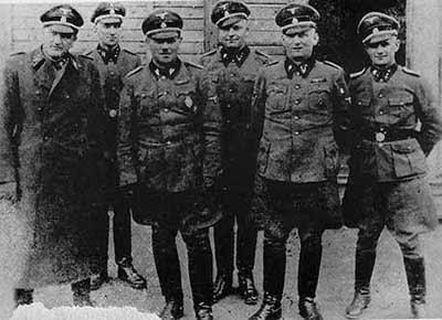 Kamp Dachau 1934