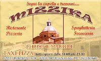 Convenzione soci 2013 ALT: Pizzeria Mizzika Siculiana