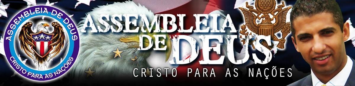 ASSEMBLEIA DE DEUS CRISTO PARA AS NAÇÕES