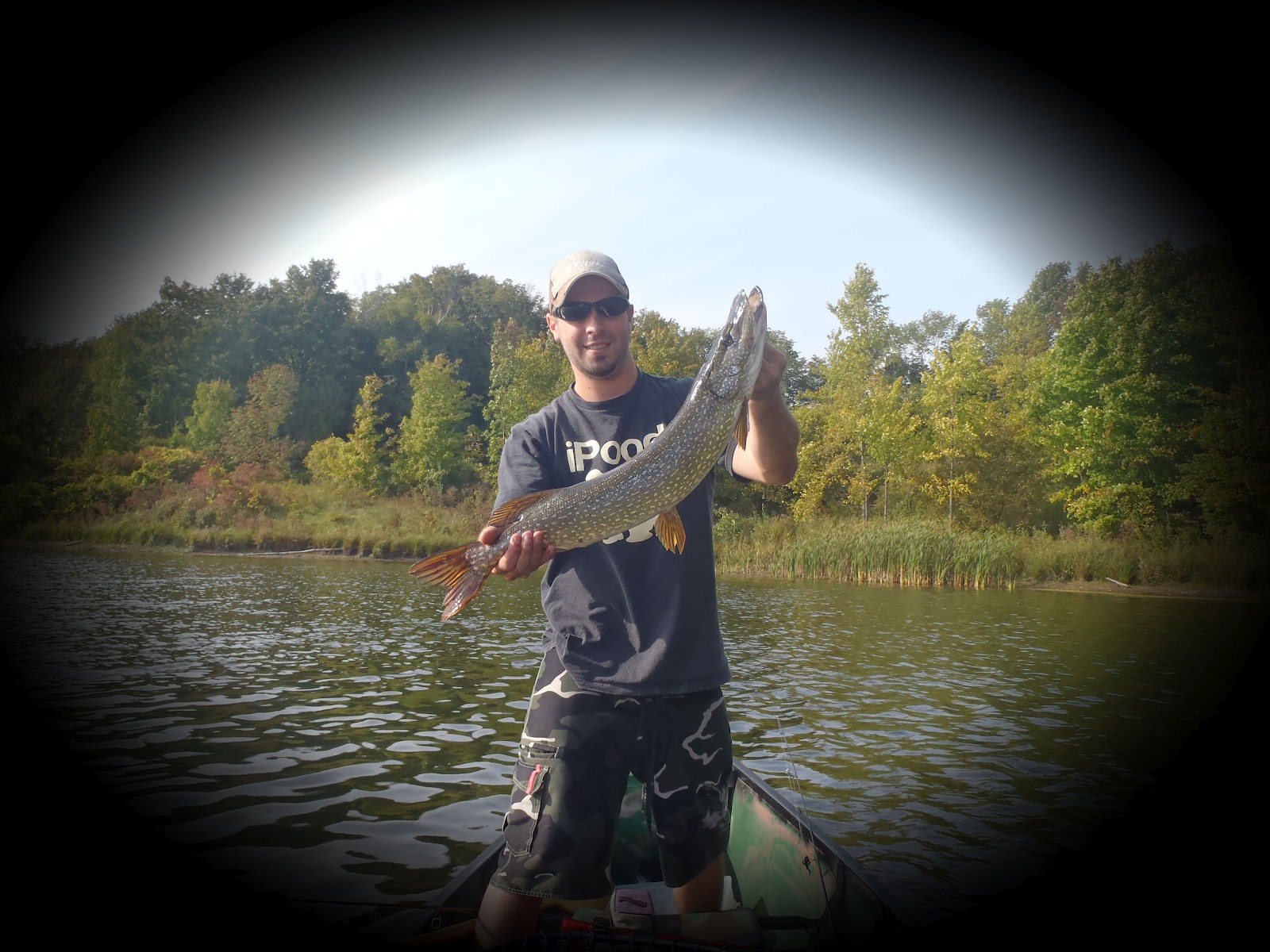 Just an aging steelheader fall pike and bass best time to for Best time to go bass fishing