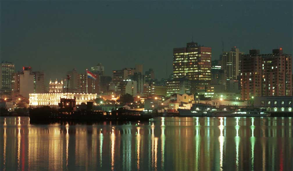 Ciudades de Latinoamerica