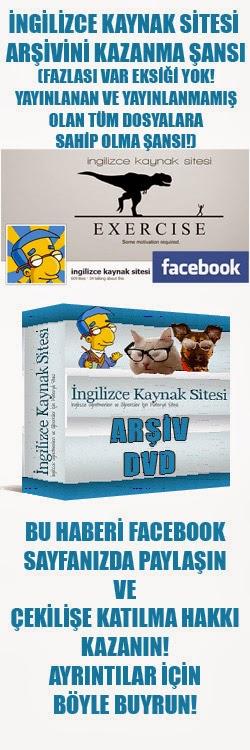 İKS ARŞİV DVD ÇEKİLİŞİ