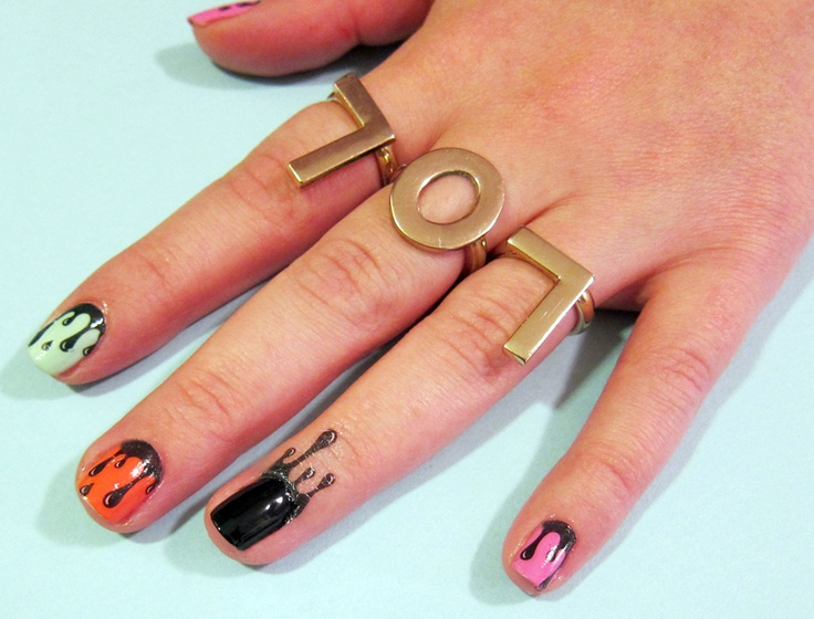 Cuticle Tattoos, Nail Art, Nail, Uñas, Belleza, Beauty, Elzzia, lever du soleil, Ourense