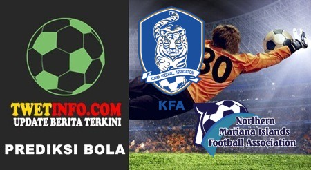 Prediksi Korea Republic U19 vs Mariana Islands U19