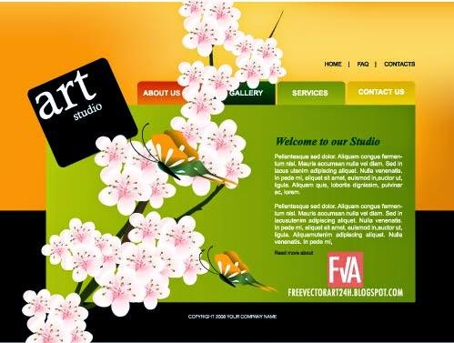 Nice-Website-Template
