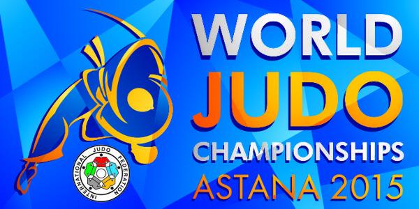 JUDO - Mundial femenino 2015 (Astana, Kazajistán)