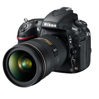 Nikon D800E - 36.3 MP