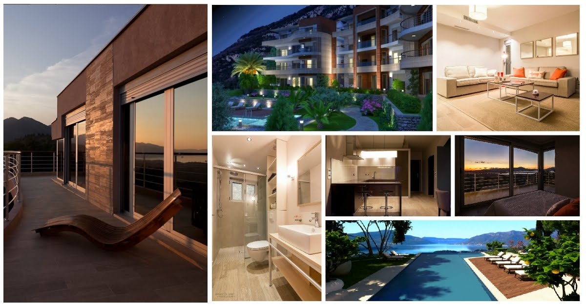 Tivat Heights, Stylish Condos in Montenegro
