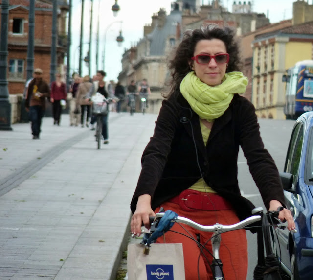 Toulouse Cycle Chic