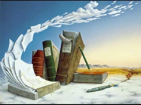 Los libros son la clave para soñar despierto